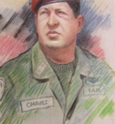 Aquí Está Chávez Arnoldo Guillen 2015
