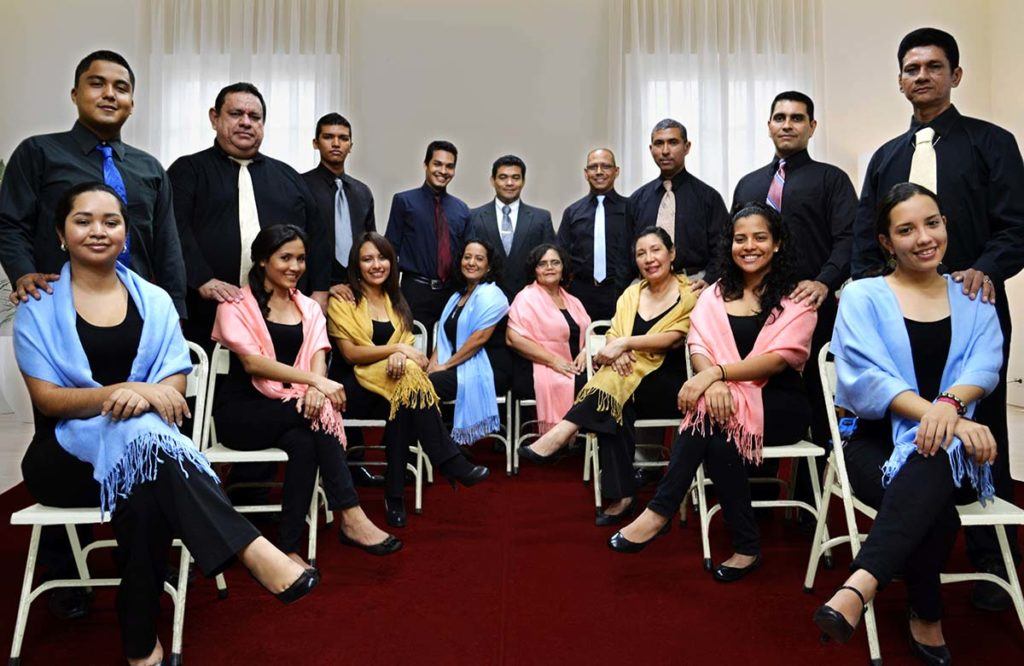Coro Nacional de Nicaragua-2
